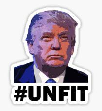 Unfit Sticker