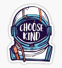 Choose Kind Wonder Sticker