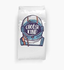 Choose Kind Wonder Duvet Cover