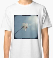 Windmill in a blue sky Classic T-Shirt