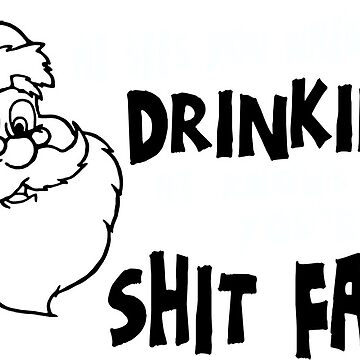 Santa sees you by teeshirtguy491