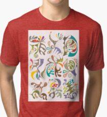 jubilee white Tri-blend T-Shirt