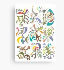 jubilee white Metal Print