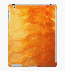 Fish scales iPad Case/Skin