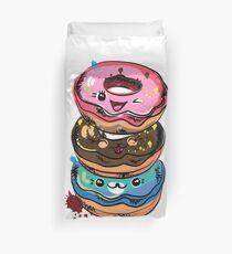 Streusel Donuts Bettbezug