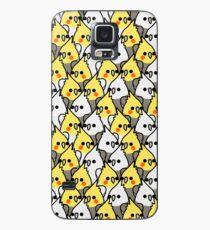 Funda/vinilo para Samsung Galaxy ¡Demasiadas aves! - Escuadrón Cockatiel