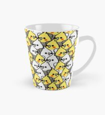 Too Many Birds! - Cockatiel Squad Tall Mug