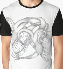 Octopus hearts Graphic T-Shirt