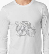 Octopus hearts T-Shirt