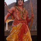 Jai Shree Rama!! by Rahul Kapoor
