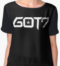 Got7 Chiffon Top