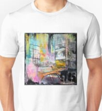 New York Times Square and Taxi Series #95 T-Shirt