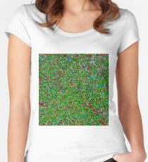 Boughs of Holly Women's Fitted Scoop T-Shirt
