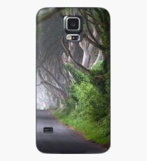 The Dark Hedges / Game of Thrones / Co Antrim / Northern Ireland Case/Skin for Samsung Galaxy