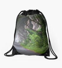 The Dark Hedges / Game of Thrones / Co Antrim / Northern Ireland Drawstring Bag