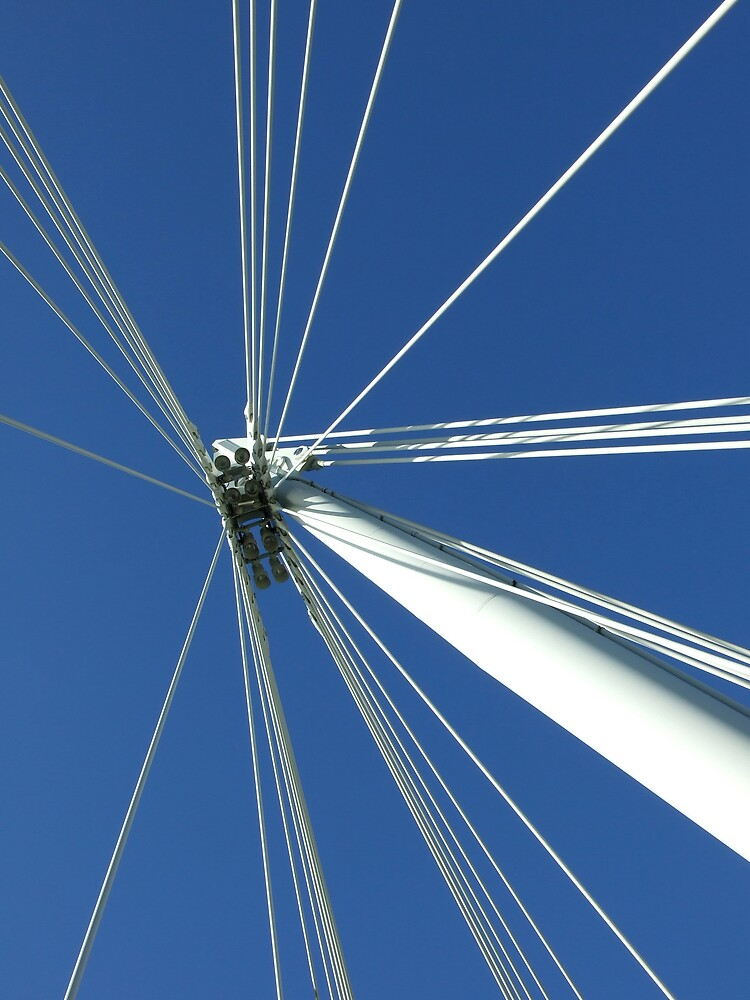 The London Eye detail (1) by sassygirl