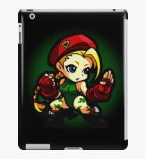 Puzzle Spirit: Cammy iPad Case/Skin