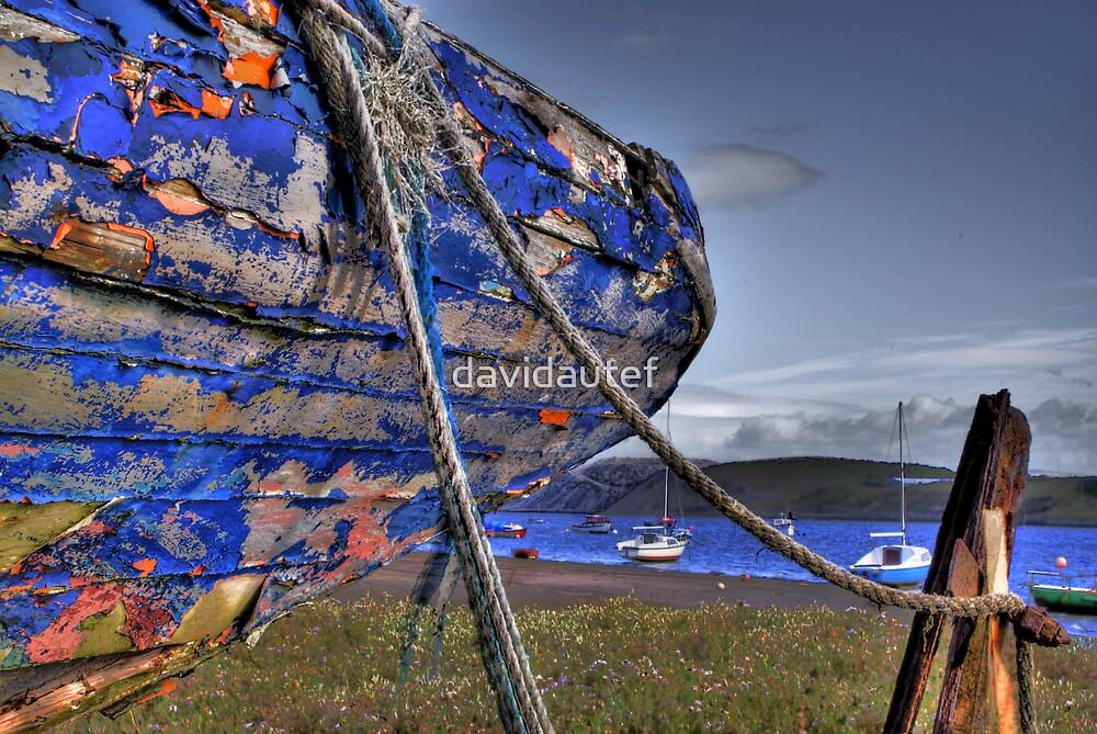 pealing boat by davidautef