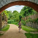 Underneath the Arches  by MarcW