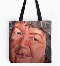 Its all in the Eyes - Fiona Tote Bag