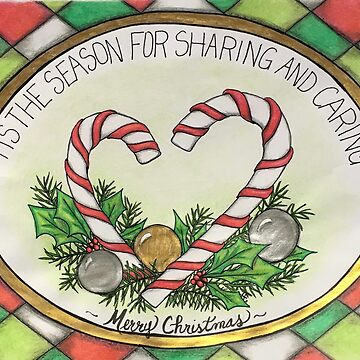 'Tis the Season for Sharing and Caring by ACarlo