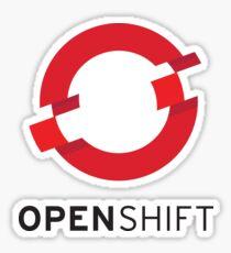 OpenShift Logo Sticker