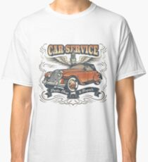Cool Vintage Car Repair Tees and Gifts Classic T-Shirt