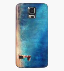 Ich habe den Horizont überschritten, um dich zu finden Hülle & Klebefolie für Samsung Galaxy