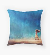 I Have Crossed the Horizon to Find You Throw Pillow