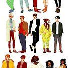 Apollocomic by Charlotte Gilbert