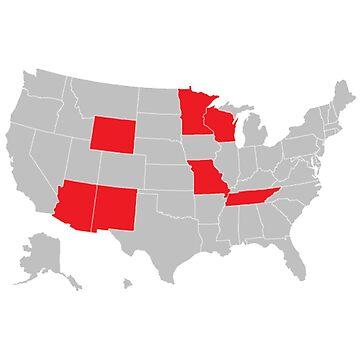 LOSS United States MEME by KiyomiShop