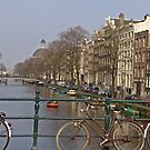 Bicycles Everywhere by Robert Abraham