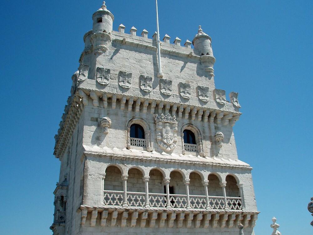 Belem Tower by presbi