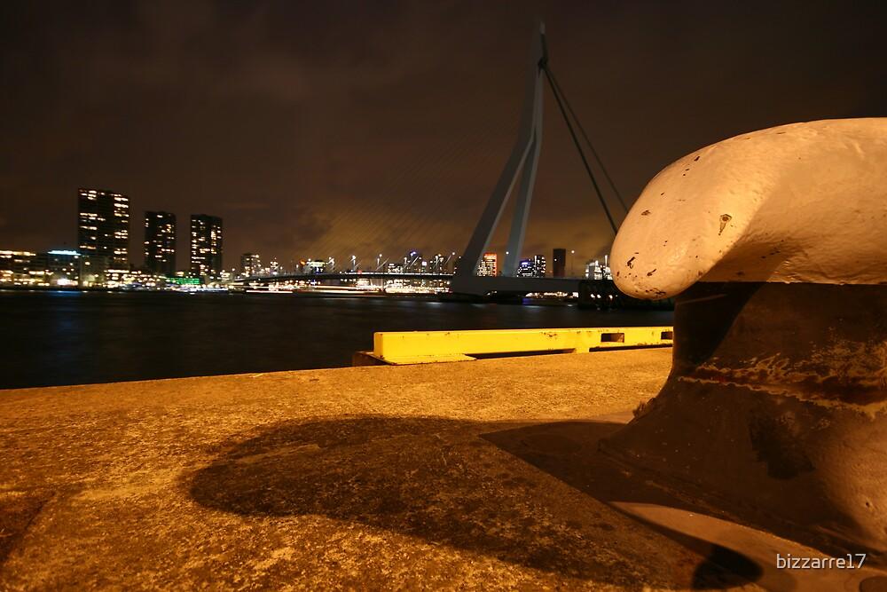 Erasmusbrug by night by bizzarre17