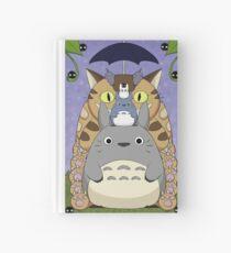 Totoro  Hardcover Journal