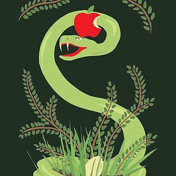 Garden of Eden by ArianaFire