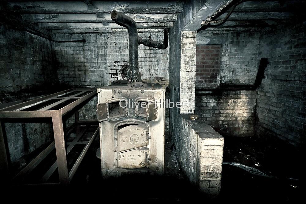 Boiler Room by Oliver Hilbert