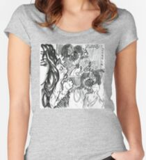 Juanito's Memory Women's Fitted Scoop T-Shirt