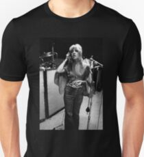 stevie nicks 1970s - recording studio Unisex T-Shirt