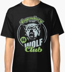 Legendary Wolf Club Classic T-Shirt