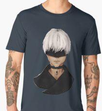 9S/ Nines (Sepia) Men's Premium T-Shirt