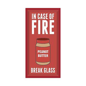 In Case of Emergency Break Glass by DJBALOGH