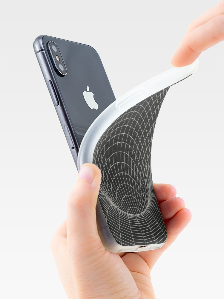 Alternative Ansicht von Ereignishorizont iPhone-Hülle & Cover