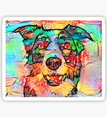 Collie Border Sticker