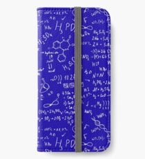 Equations iPhone Wallet/Case/Skin
