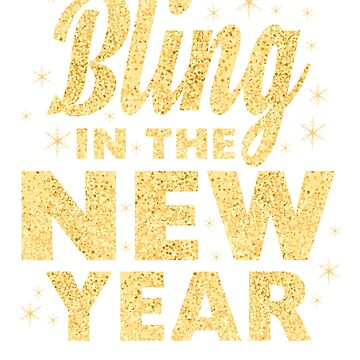 Bling In The New Year - New Year's Day by sigo