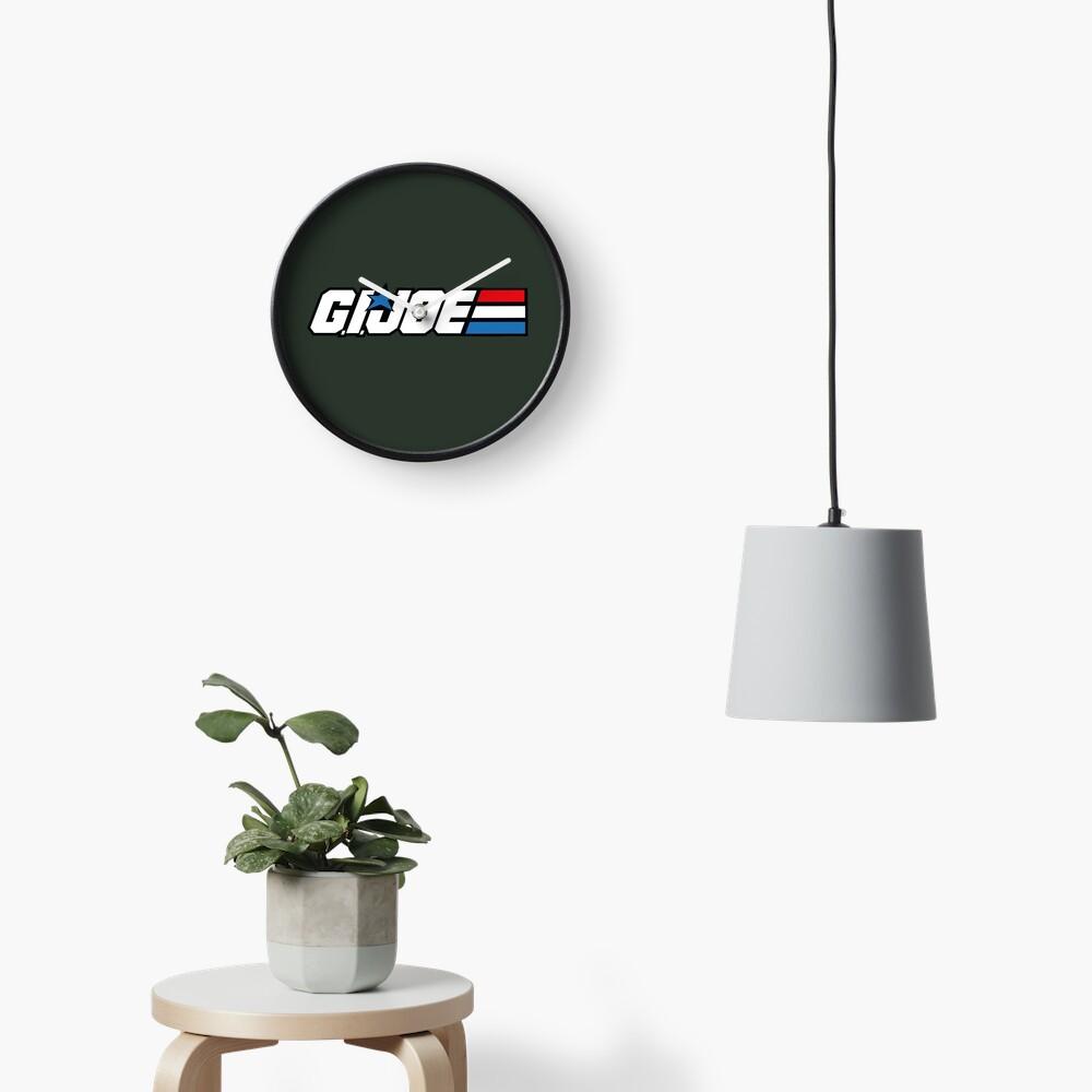 GI Joe Classic logo Reloj