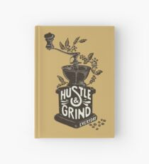 Hustle and Grind Hardcover Journal
