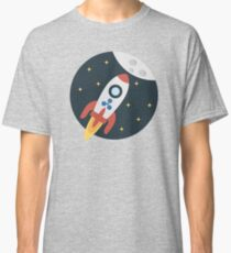Ripple - To The Moon Classic T-Shirt