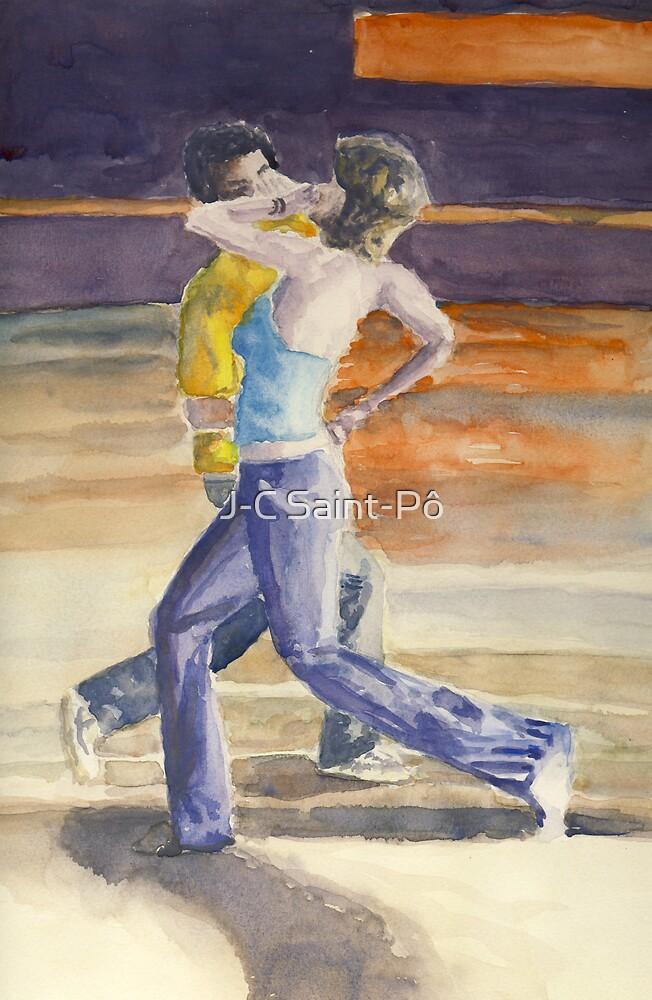 Jeans Dancers by J-C Saint-Pô